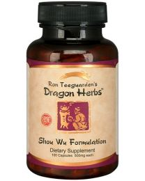 Dragon Herbs Shou Wu Formulation (100caps 450mg)