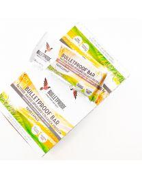 Bulletproof® Vanilla Shortbread Collagen Protein Bite (15 PACK) Total Net WT. 11.1 OZ