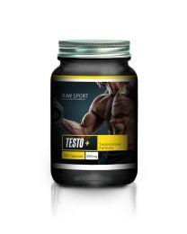 Raw sport testo+ testosterone formula 120 capsules