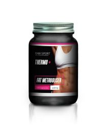 Raw Sport Womens Fat Metaboliser Formula 120 Capsules
