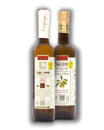 (combo) Cdt Picual + Cdt Coupage Extra Virgin Olive Oil 500ml (2 x 500ml)