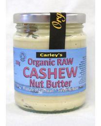 Carley's Organic Cashew Nut Butter 250g