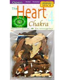Shaman Shack 4th Chakra- the Heart (makes 2-3 Gallons)
