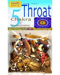 Shaman Shack 5th Chakra- the Throat (makes 2-3 Gallons)