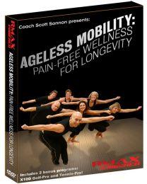Ageless Mobility: Pain-Free Wellness For Longevity DVD
