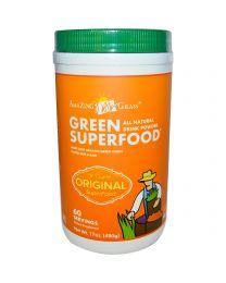 Amazing Grass, GreenSuperFood, All Natural Drink Powder, 17 oz (480 g)