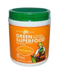 Amazing Grass, GreenSuperFood, All Natural Drink Powder, 8.5 oz (240 g)
