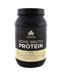 Bone Broth Protein, Pure, 31.4 oz (890 g)
