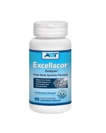 AST Enzymes Excellacor (formerly Exclzyme) 90caps