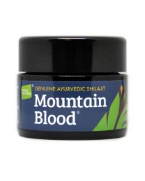 Mountain Blood (30g)   100% certified real shilajit resin (formerly called Pitchblack)