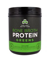 Bone Broth Protein Greens 505 Grams
