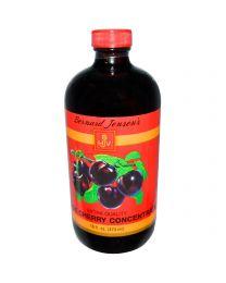 Bernard Jensen's, Black Cherry Concentrate, 16 fl oz (474 ml)