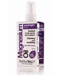 Better You Magnesium Oil (Goodnight Spray) 100ml