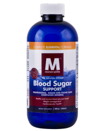 Mineralife - BLOOD SUGAR SUPPORT 8oz
