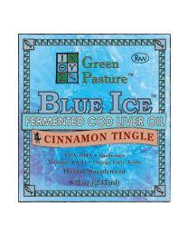 Green Pasture - BLUE ICE™ Fermented Cod Liver Oil - Cinnamon Tingle 237ml
