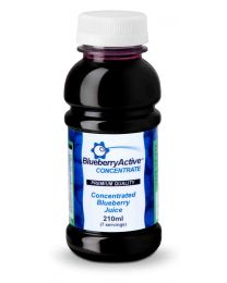 Blueberry Active Concentrate 210ml