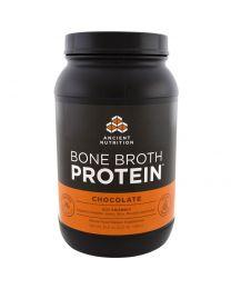 Bone Broth Protein, Chocolate , 35.6 oz (1008 g)