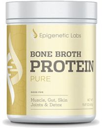 Epigenetic Labs - Bone Broth Protein - Pure 445g