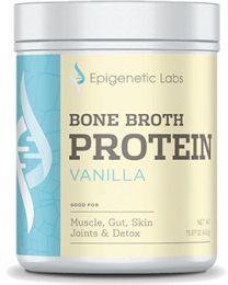 Epigenetic Labs - Bone Broth Protein - Vanilla 493g