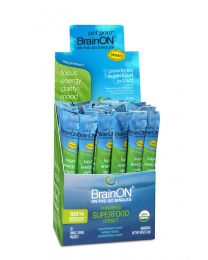 E3 BrainOn (1g On-The-Go Singles) 30ct Box