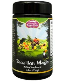 Dragon Herbs Brazilian Magic 4.8oz (136g) in miron glass