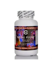Metal Flush (120 Caps) (Chi-Health)