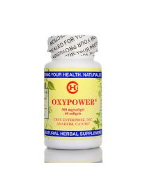 Oxypower (60 softgels) (Chi-Health)