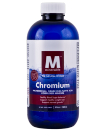 Mineralife - CHROMIUM 8oz