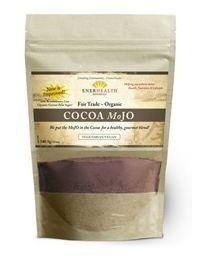 Enerhealth Cocoa Mojo 340.5g (12oz)