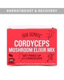 Four Sigma Foods - Instant Cordyceps 20 Bags