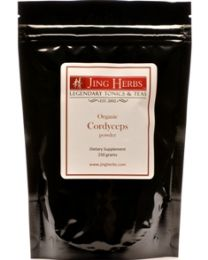 LARGE Jing Herbs - Cordyceps Powder 250g