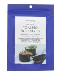 Clearspring 13.5g Flavoured Toasted Nori Strips