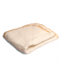 Living Libations Organic Hemp Wash Cloth