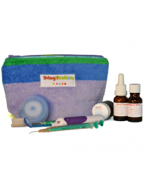 Living Libations Successful Self-Dentistry Kit - with Healthy Gum Drops