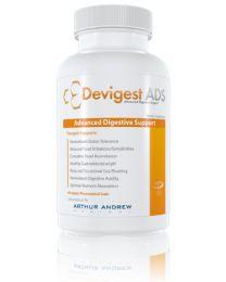 Devigest ADS 180caps (Arthur Andrew Medical) (Digestive Enyzme Formula)