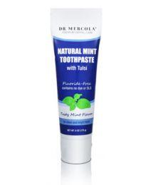 Dr Mercola Natural Toothpaste 6 oz Tube