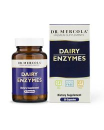 Dr Mercola Dairy Enzymes 30caps