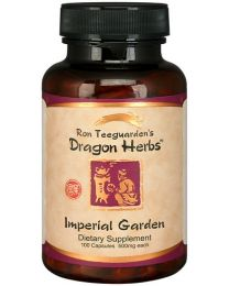 Dragon Herbs Imperial Garden 100 Capsules 500 mg each