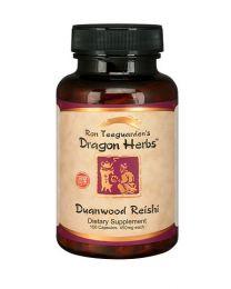 Dragon Herbs Duanwood Reishi 100caps (450mg)
