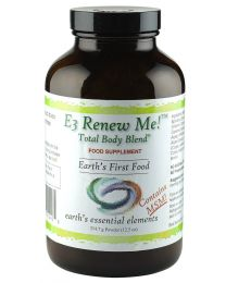 3.5oz E3 Renew Me Powder