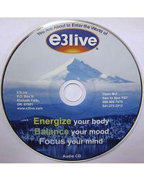 E3Live Educational CD