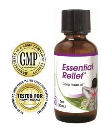 Baseline Nutritionals Essential Relief 1fl oz