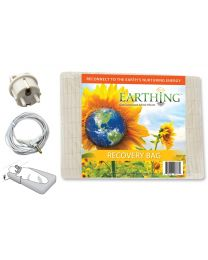 Earthing Recovery Bag Sleep System with EU connection