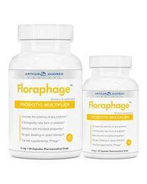 Floraphage, 30 Capsules (Arthur Andrew Medical) (Prebiotic / probiotic supplement)