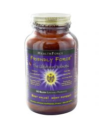 HealthForce Nutritionals, Friendly Force, The Ultimate Probiotic Powder, 80 g