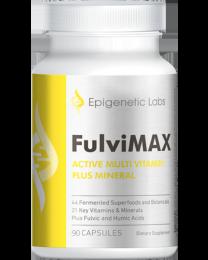 Epigenetic Labs - Fulvimax 90caps (fermented botanical blend) (aka Organixx Multi-Vita-Maxx 90 caps)