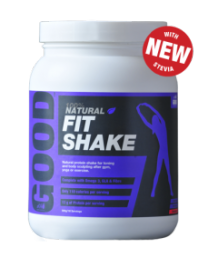 Fit Shake Strawberry 500g (Good Hemp Nutrition)