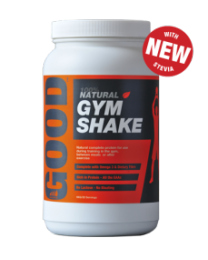 Gym Shake Strawberry 1000g (Good Hemp Nutrition)