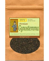 Shaman Shack Premium Gynostemma (whole leaf) 3 oz. bag