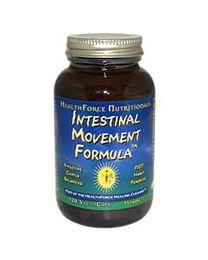 HealthForce Nutritionals, Intestinal Movement Formula, 120 VeganCaps